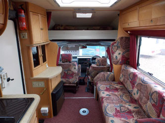 Vw T4 Autosleeper Sherbourne