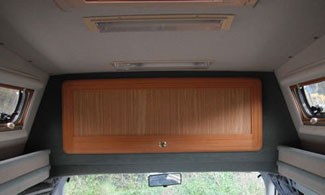 VW T4 Autosleeper Topaz Top Locke r Late Models