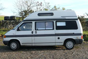 VW T4 Autosleeper Topaz Hightop Camper