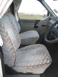 VW T4 Autosleeper Trooper Drivers Seat