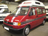 VW T4 Transporter AutosleeperTrident