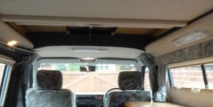 VW T4 Transporter Autosleeper Trooper Lights