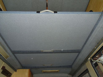 VW T4 Autosleeper Trooper Roof Bed