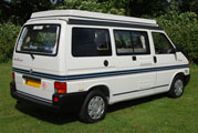 VW T4 Transporter Autosleeper Trooper Camper