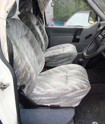VW T4 Autosleeper Trophy Drivers Seat