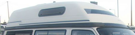 VW T4 Autosleeper Topaz Hightop Roof
