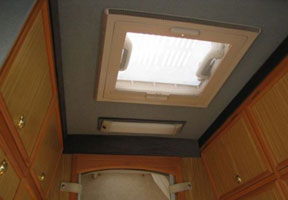 VW T4 Autosleeper Trophy Roof Vent