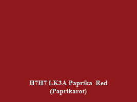 VW LK3A Paprika  Red
